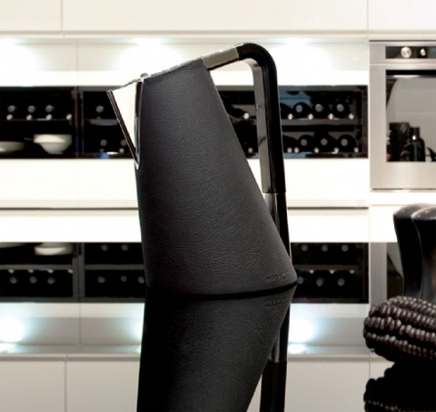 Individual by Bugatti: luxury leather & denim kitchen appliances ...