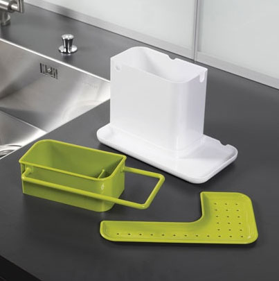 kitchen caddy joseph 3 - Caddy: order near the sink, happiness under one roof