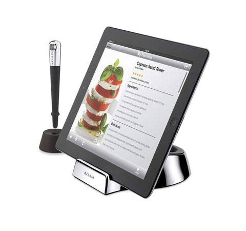 kitchen-ipad-mount-belkin
