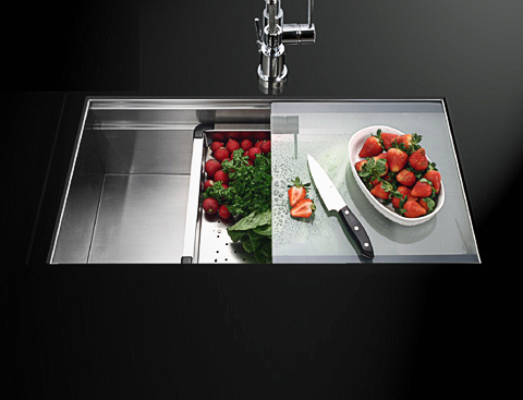 Novus Sink If Apple made an iSink it might well look