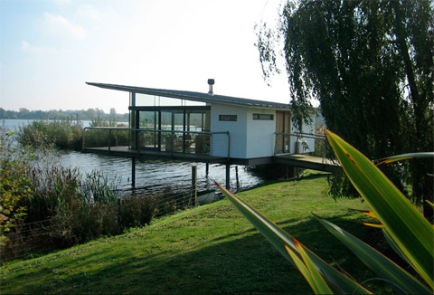 The Boathouse: Above the Lake | Busyboo