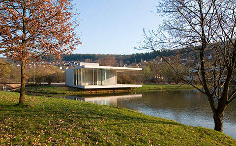 Pavilion Siegen Beyond The Lakeshore Modern Cabins