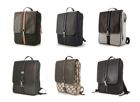 Paris Laptop Backpack - Bags