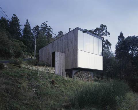 Little Big House Tasmanian Timber Box Small Houses