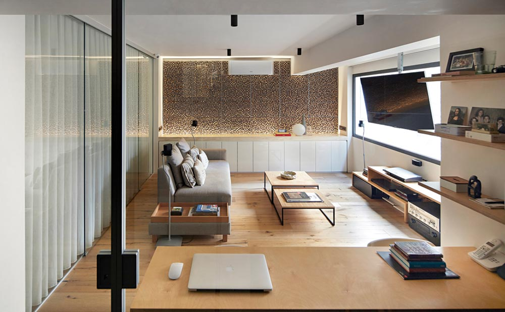 live work home office design ym - Studio Loft