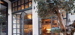 live work studio glass doors design ym 300x140 - Studio Loft