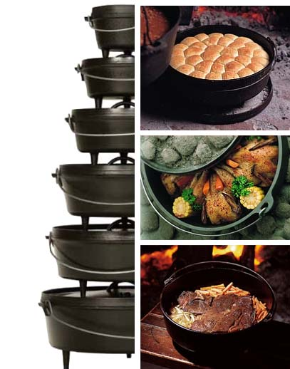 Lodge Dutch Oven Camping Gear