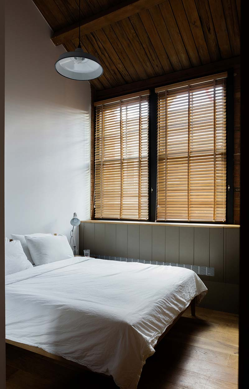 loft apartment design bedroom eea - Charlotte Road