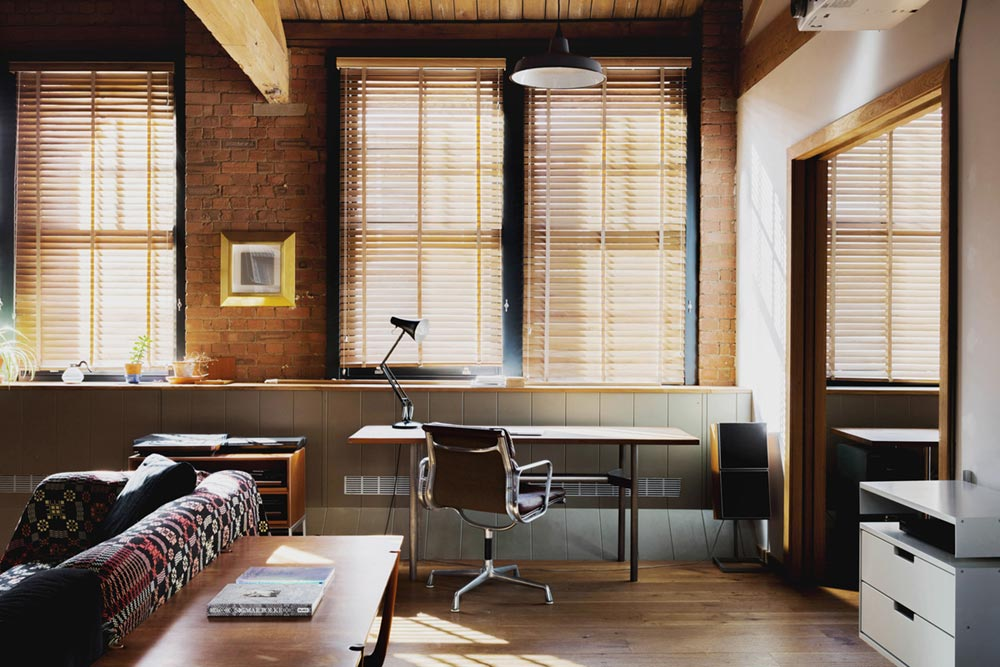 loft apartment design office eea - Charlotte Road