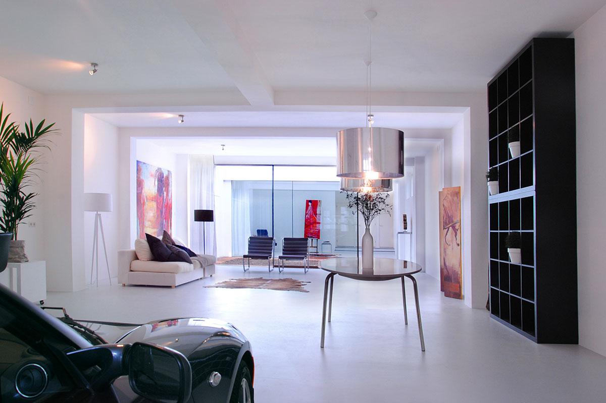 Garage loft   loft design