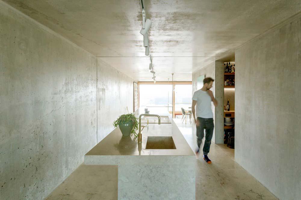 loft kitchen design superlofts - Superlofts