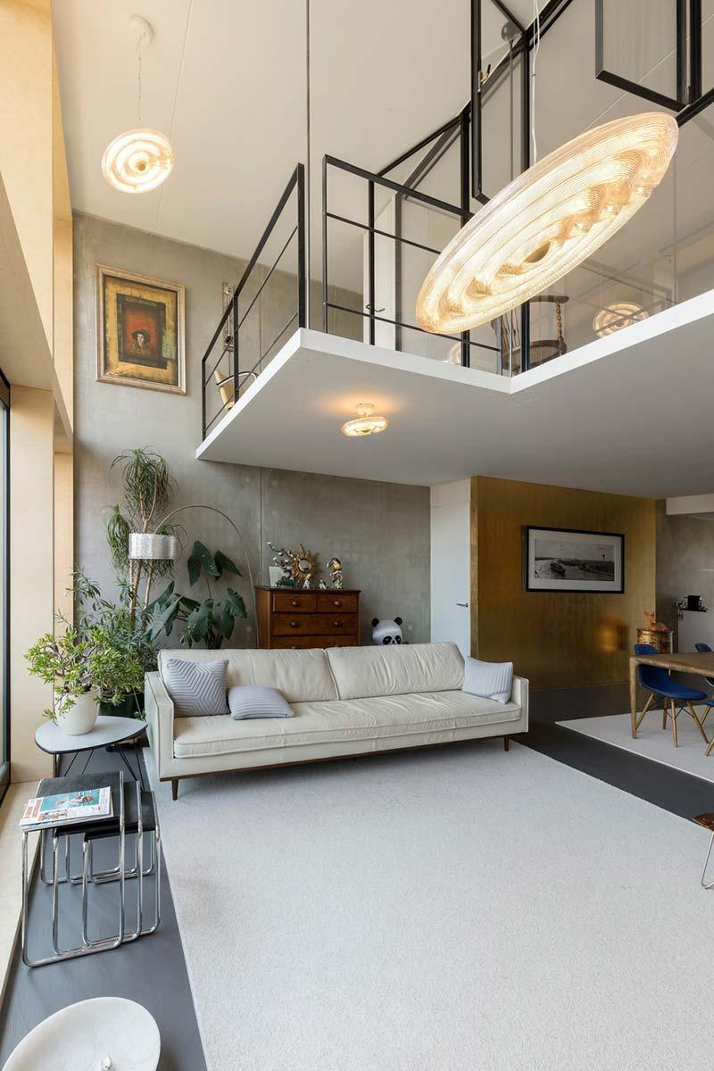 loft living space design superlofts - Superlofts