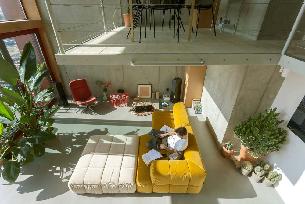 loft lounge design superlofts - Superlofts