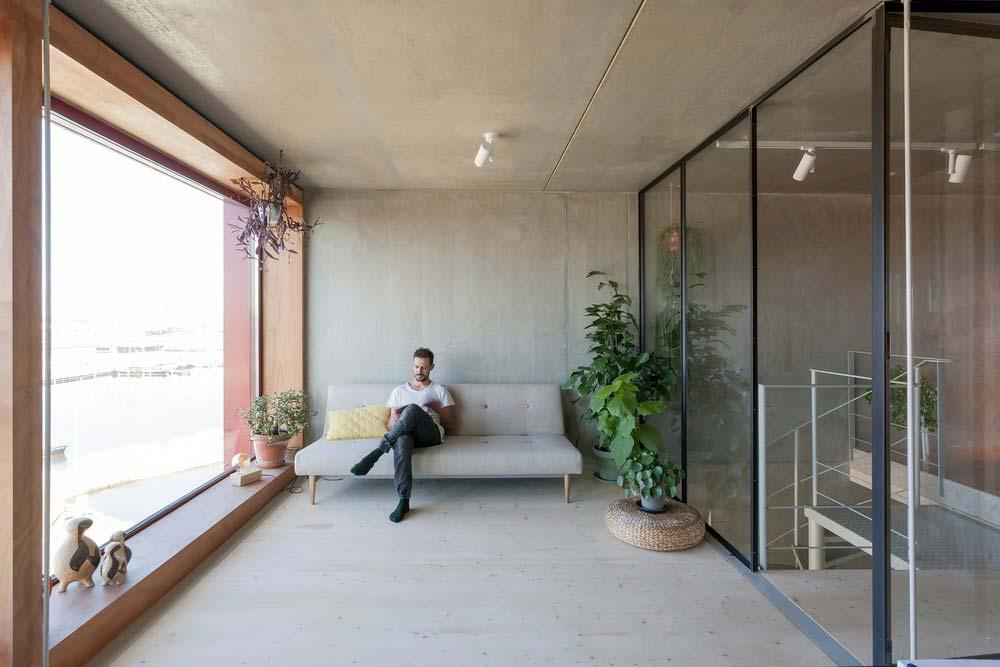 loft terrace design superlofts - Superlofts