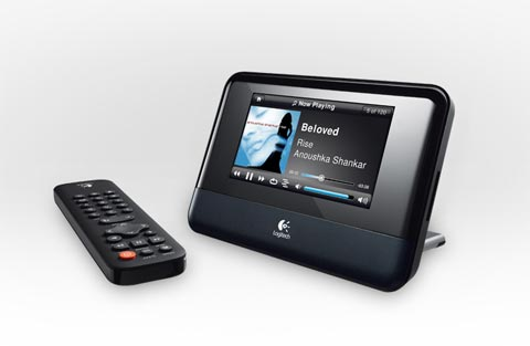logitech squeezebox touch - Squeezebox Touch: One Box, A Whole Lotta Music!