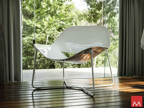 lounge chairs oakley - Oakley Armchair: modern, stylish, fabulous!