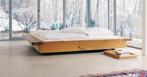 noah bed - Box Frame Bed