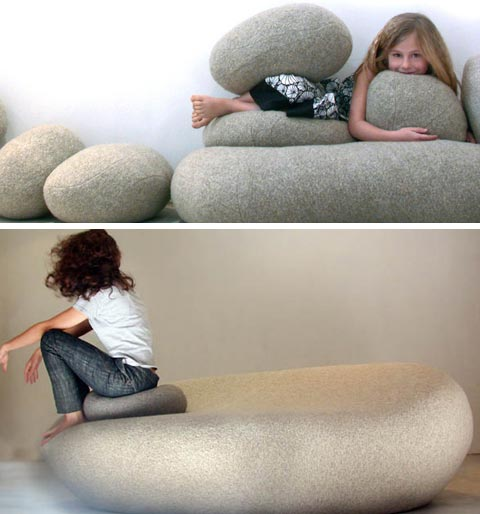 Livingstones: Soft Rock Cushions -