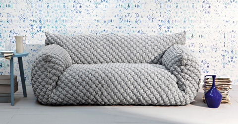 Nuvola Sofa: Cloud Nine In Your Living Room