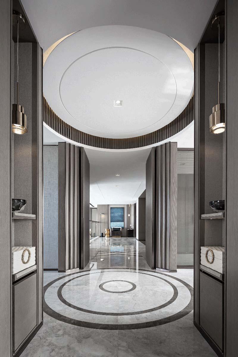 Comfortable Luxury Apartment Interior Design Sensual