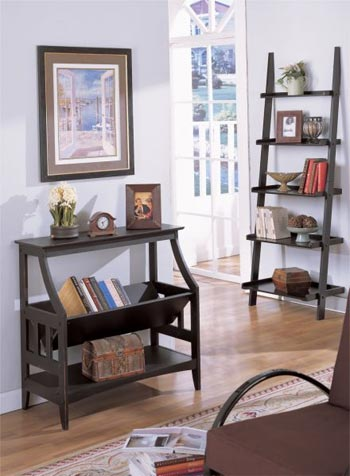 magazine-rack-console-table