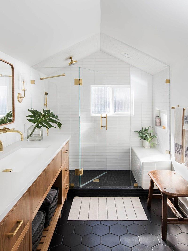 master suite bathroom design cw - Wallingford Master Suite & Nursery