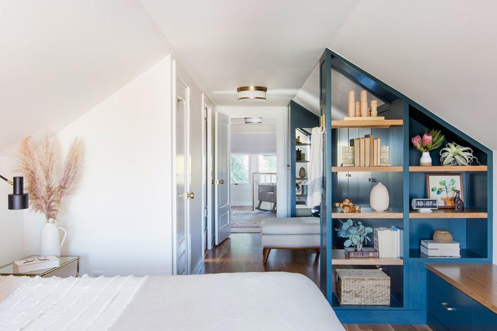 master suite bedroom design cw - Wallingford Master Suite & Nursery