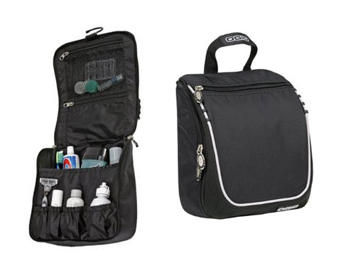 men toiletry bag doppler - Ogio Doppler Shave Kit: Smooth