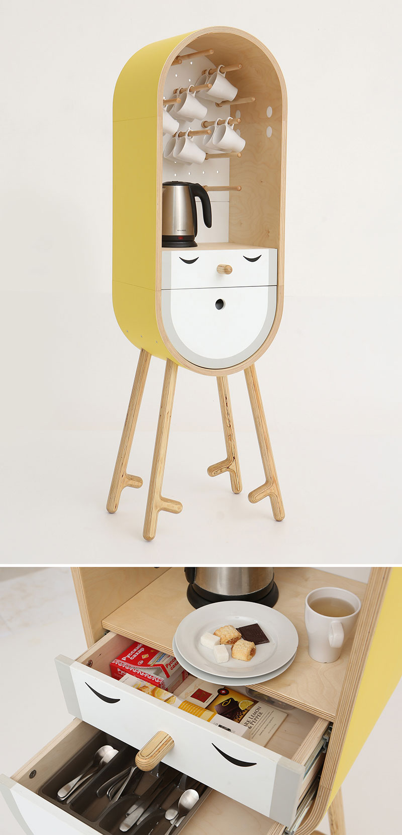 LOLO The Capsular Micro kitchen Kitchen Design