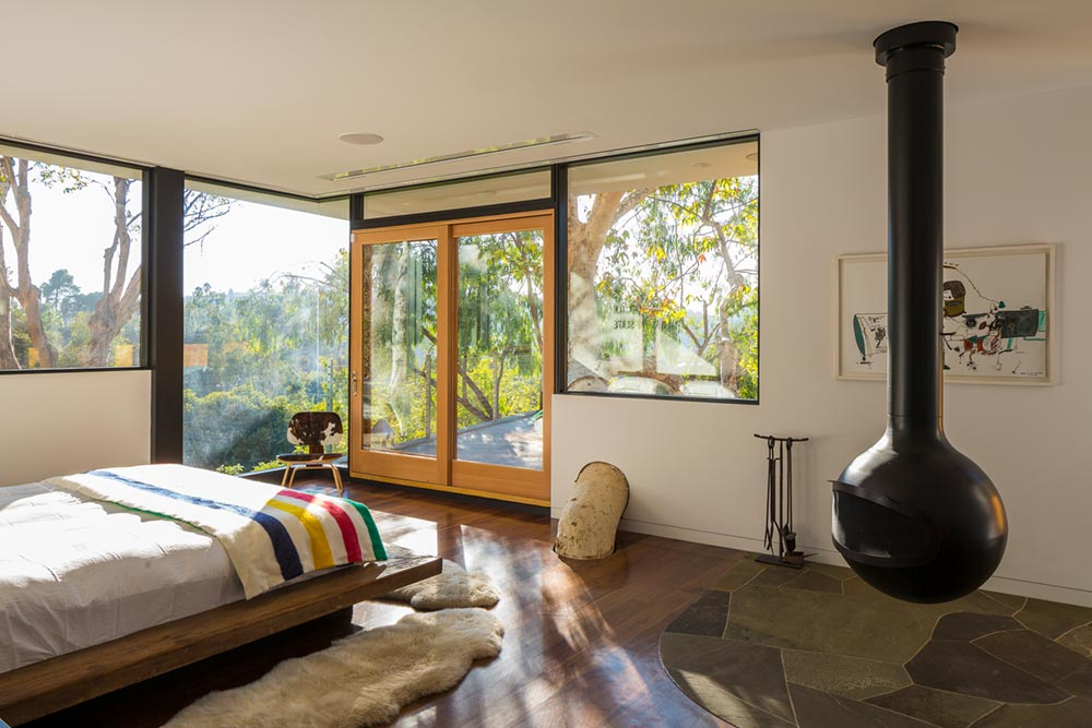 mid century modern home anx5 - Sycamore House