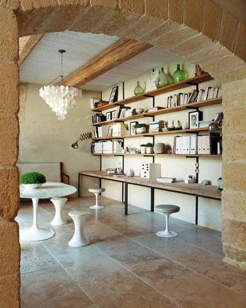 Modern Mill In Provence The Good Life Beautiful Interiors
