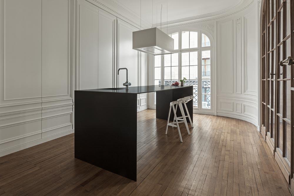 minimal kitchen design i29 - Invisible Kitchen