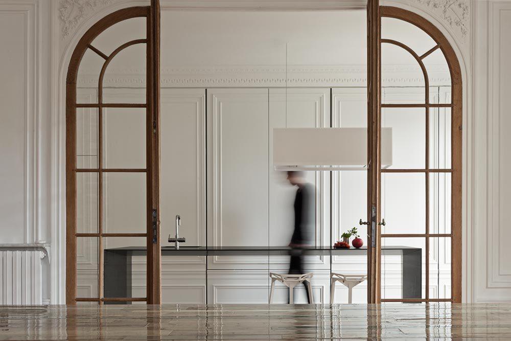 minimal kitchen design i291 1000x667 - Invisible Kitchen