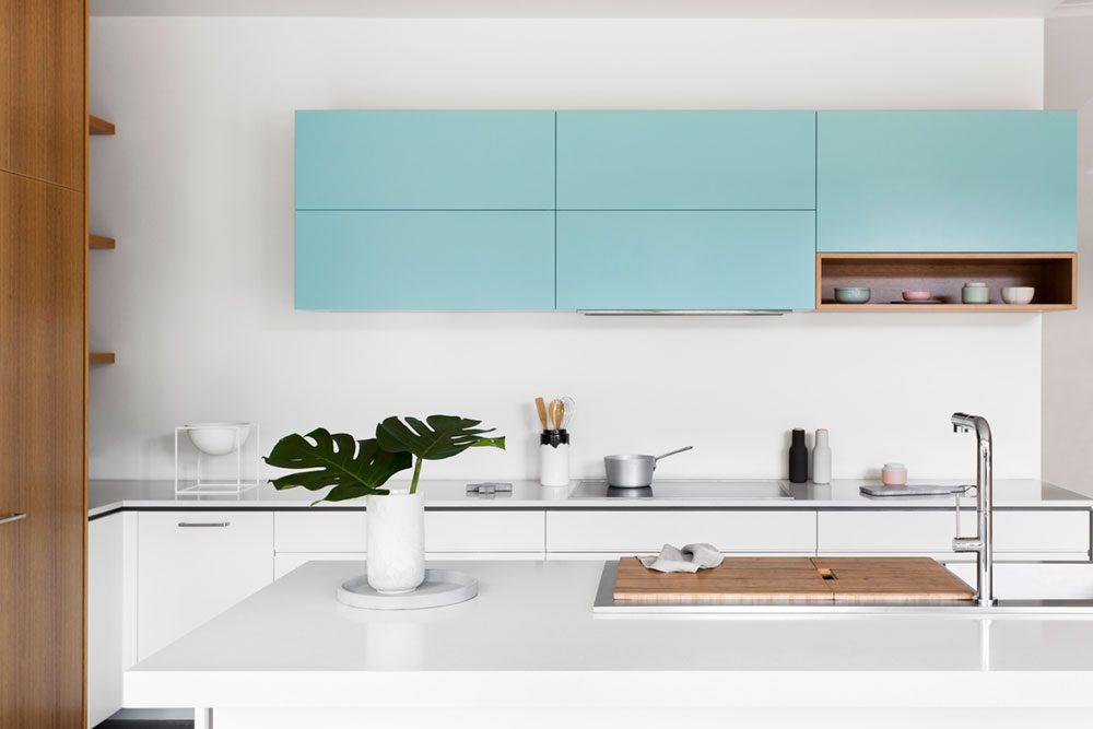 Minimalist Elegant Kitchen Design