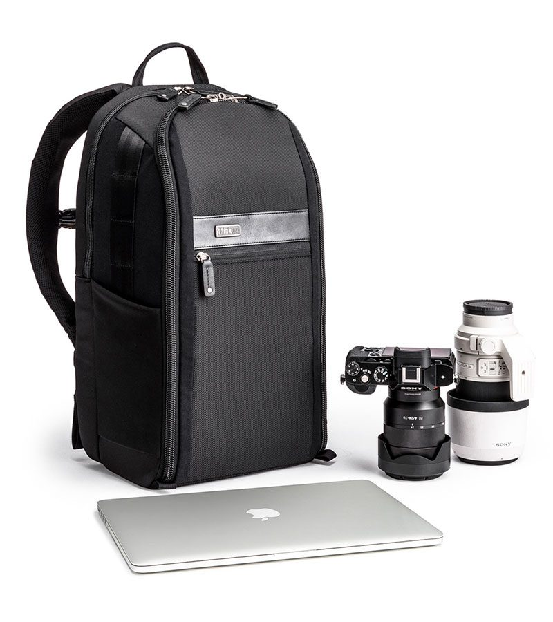 mirrorless camera backpack ua15 800x900 - Urban approach 15 backpack by Think Tank Photo