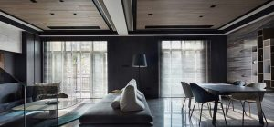 modern apartment interior design 300x140 - Black Soul Apartment