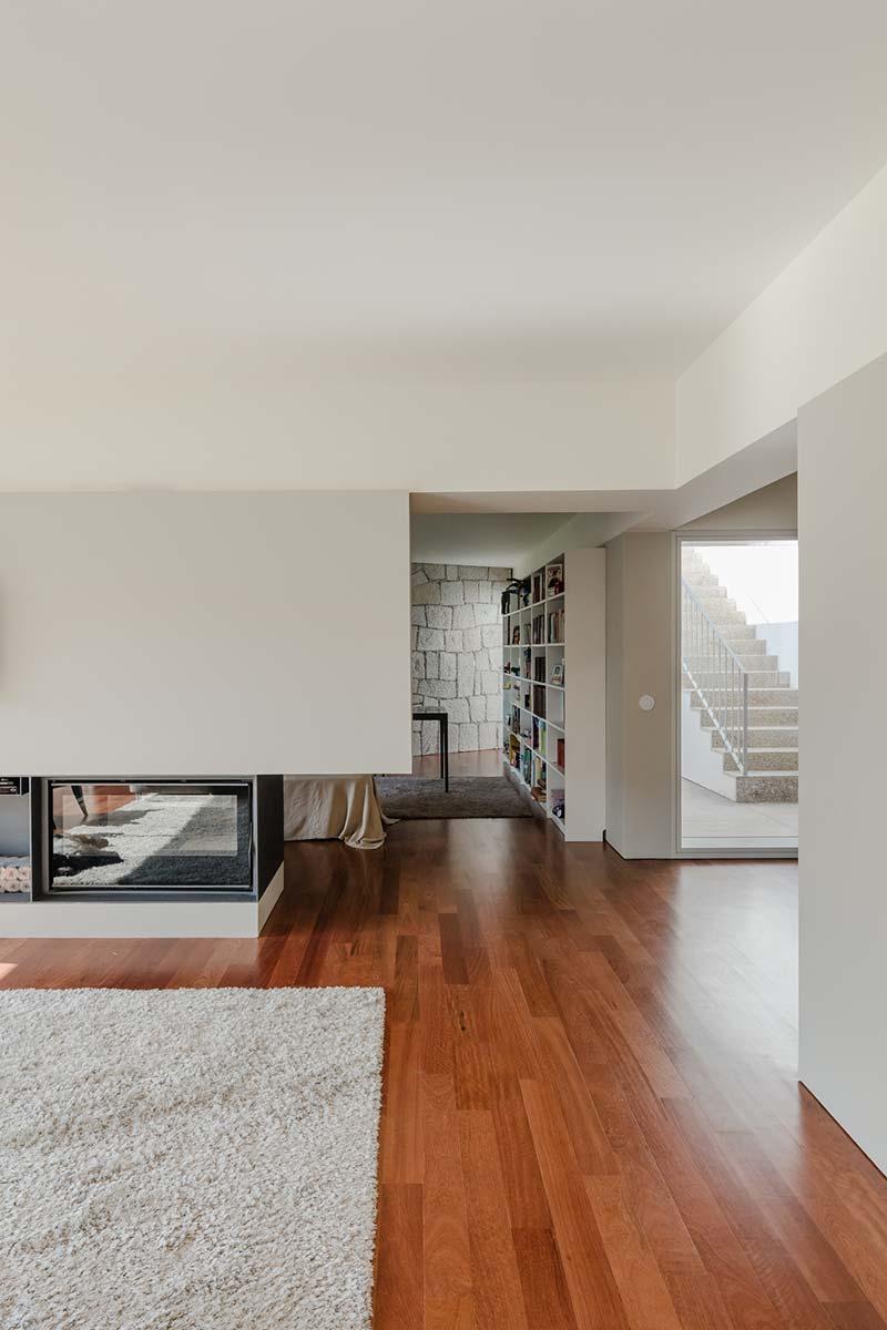 modern architecture house interiors - ED&JO House