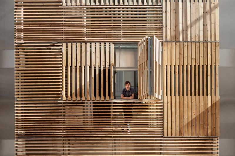 modern architecture jlm 800x533 - The Barcelona Residence