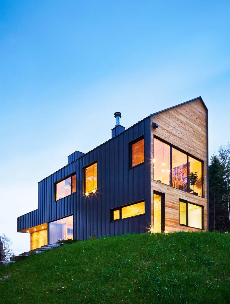 La Grange Modern Architecture