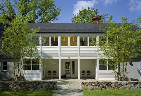 Modern Barn House In Connecticut Barn Houses