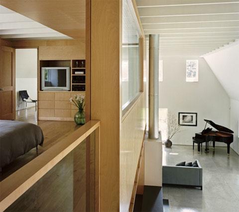modern barn house sh 4 - Modern Barn House in Connecticut
