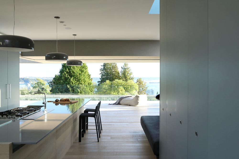 modern beach house kitchen mm - G'day House