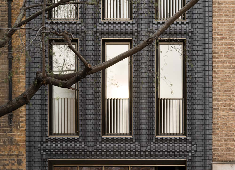 modern brick design bdc - The Interlock