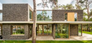modern brick glass villa hd 300x140 - Villa Zeist 2