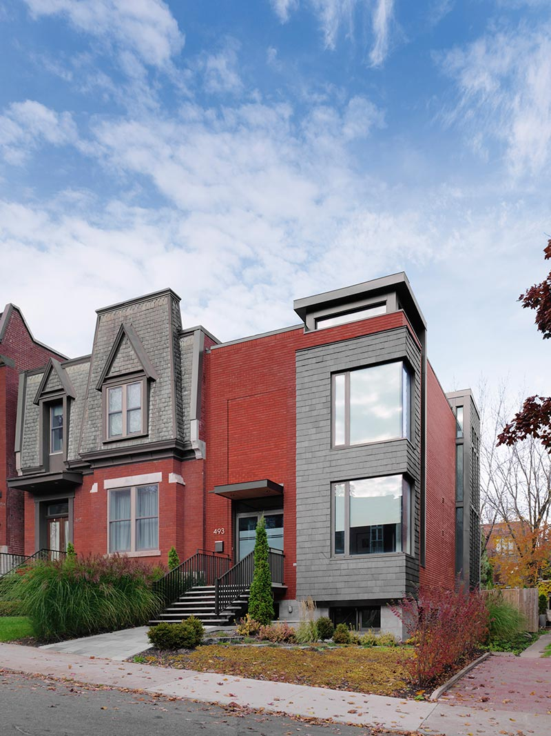 Landsdowne House Modern Architecture