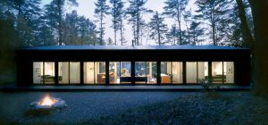 modern cabin design inc 300x140 - Sixteen Doors Cabin