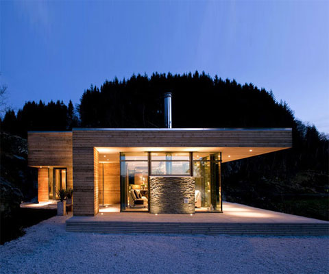 Modern Cabins Small Cabin Designs Ideas And Decor Busyboo Page 7