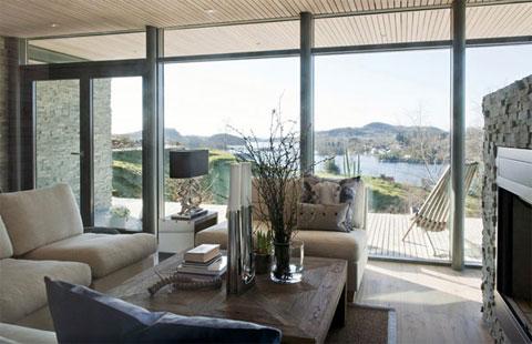 modern cabin gj91 - Cabin GJ-9: Comfort + Modernism + Nature
