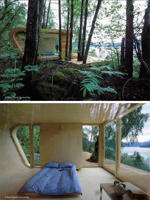 modern cabin hardanger 3 - Hardanger Retreat: Modern Fjord Cabin