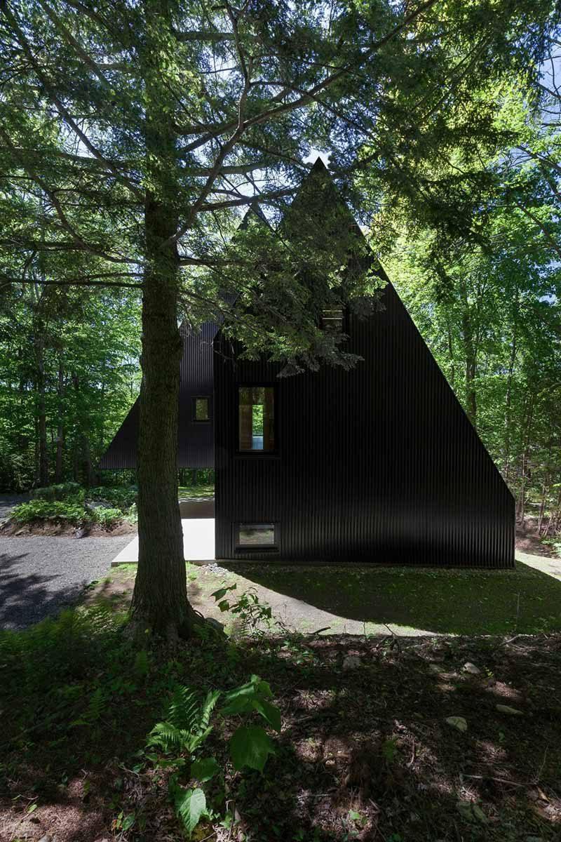 modern cabin jva10